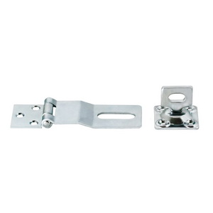 Steel Hasps & Swivel Staples