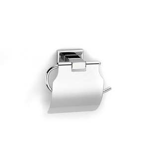 Toilet Tissue Holder with Cover
