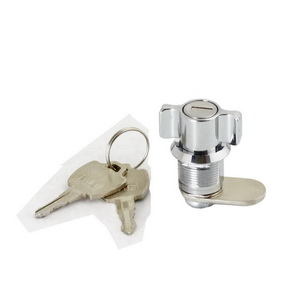 Lockable Cam Latch with Wing Knob