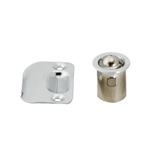 Zinc Die Cast Bullet Catch with Strike Plate