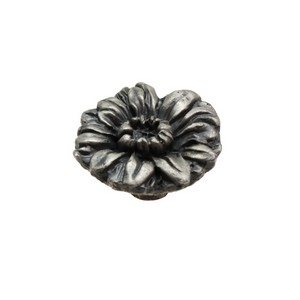 Solid Pewter Knob