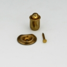 Solid Brass Bullet Catch