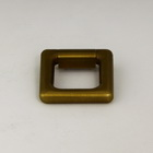 Solid Brass Square Pull