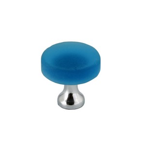 Round Sea Glass Cabinet Knob