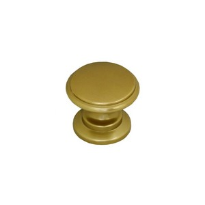 Zinc Die Cast Rouund Cabinet Knob