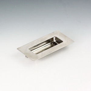 Stainless Steel Recess Pull
