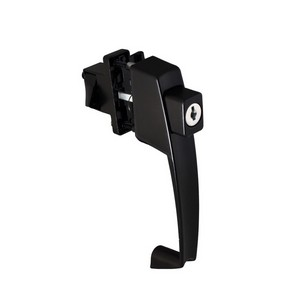 Screen Door Swing Keyed Push Pull Latch