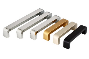Stainless Steel Furniture Handle - SS001 Finishes