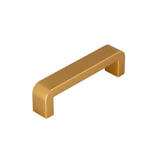 Stainless Steel Furniture Handle - SS001 Bright Gold